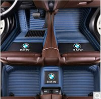 For BMW 3- Series GT 2013- 2019 Car Floor Mats Front Rear Line...
