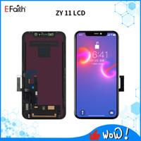 OEM ZY Kalite LCD Ekran 3D Dokunmatik Ekran Digitizer Meclisi Değiştirme için iPhone11 A2221 A2111 Ücretsiz DHL ile LCD Ekran