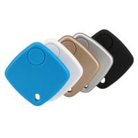 Akıllı Etiket Kablosuz Bluetooth Izci Çocuk Çantası Cüzdan Pet Anahtar Bulucu GPS Bulucu 5 Renk Anti-kayıp Alarm Hatırlatma