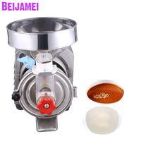 Beijamei Commercial Electric Peanut Butter Mühle Machine 40kg / h Automatische Sesame Erdnussmutter Paste Buttermacher