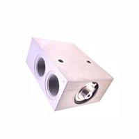 Envío gratis TV3 / 4 tornillo compresor de aire piezas válvula térmica conjunto de control de temperatura núcleo de la válvula kit de válvula termostática