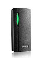 ABS 케이스 갠드 출력 젖 빛 표면 마무리 높은 주파수 RFID 리더 MIFARE 13.56 읽을 거리 0-8cm