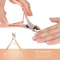 Nagelschere Cutter Pflegenwerkzeug Edelstahl Hautzange Für Finger ToeNail Tote Haut Nagelknipser Maniküre Werkzeug