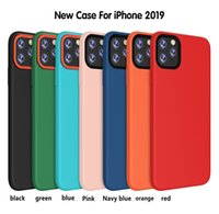 For phone 11 Pro max liquid silicone phone case for Apple 11...