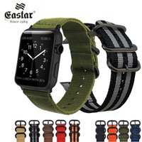 Eastar Hot Sell Nylon Watchband Band Series 3 2 1 Sport Leat...