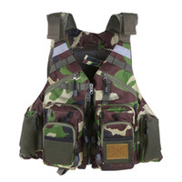 Cheap Fishing Vests Lixada Adult Swimming Life Vest Multi Po...