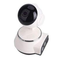 Nuevos monitores para bebés Hd 720P V380 Home Warden cámara inalámbrica red wifi en casa cámara de vigilancia inteligente IP