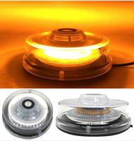 Gelbe LED Stroboskop Beacon Träger-Auto-Dach-Top Warnblitz Notleuchten Rotating blinkendes Sicherheits-Signalleuchte