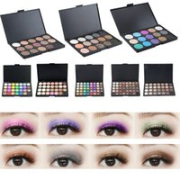 40 Colors Matte Eyeshadow Professional Pigments Make Up Eye ...