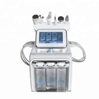 2020 Huidverzorging 6 in 1 Aqua Peel Oxygen Jet Gezichtsmachine Hydra Dermabrasie Crystal Beauty Apparatuur Microdermabrasion Machine