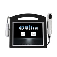 4D Hifu Machine Ультразвуковая VMAX RF Slim Face Lifting Кожа затягивая машины