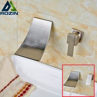 Good Quality Bathroom Waterfall Basin Sink Mixer Faucet Bath...