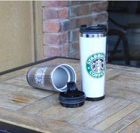 Starbucks tazze stili tazza in acciaio inox tazze flessibile tazza tazza tazza tazza tazza da viaggio tazze da tè tazze di tè vino