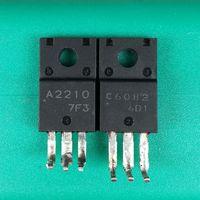 A2210 C6082 2SA2210 2SC6082 A2210 5PCS C6082 5PCS TO-220 genuino duro de la impresora de garantía de calidad tubo