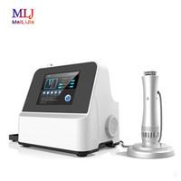 El mejor efecto físico Ultrasonido onda de choque terapia máquina para salón de casa clínica