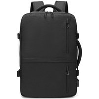 Multi- Function Laptop Backpack Large Capacity Expansion with...