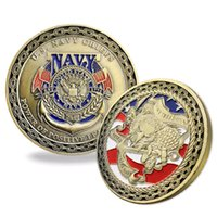 GLSY US Navy Chief Military Challenge Coin Power of Positive...