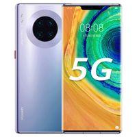 "Original Huawei Mate 30 Pro 5G LTE Teléfono celular 8GB RAM 256GB 512GB ROM KIRIN 990 OCTA Core 6.53 ""Pantalla completa 40MP ID de huella digital Teléfono móvil"