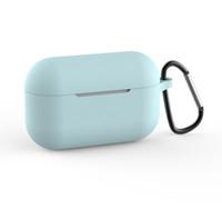 Schutzmaßnahmen weichen Silikon-Hülle für Airpods Pro Airpods3 Stoß- Kopfhörer Wasserdichte Taschen-Kasten für AirPods 3 Earbuds Abdeckung