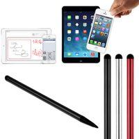 عالية الجودة بالسعة القلم شاشة اللمس ستايلس قلم لوحي باد الهاتف الخليوي سامسونج الكمبيوتر جودة عالية 2018 هدية ساخنة جديدة