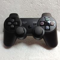 Perakende Kutusu ile PS3 Titreşim Joystick Gamepad Oyun Kontrolörleri için Sıcak Öğe DualShock 3 Kablosuz Bluetooth Denetleyici