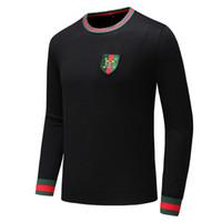 2019 novo livre de logística de moda Men Sweater luxo manga longa camisola medusa alta qualidade tendências da moda europeus e americanos camisola-A9