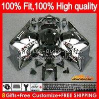 OEM inyección para HONDA CBR 600 RR negro al oeste superior CBR600RR 600F5 74HC.4 CBR600 RR CBR 600RR F5 600cc 2009 2010 2011 2012 09 10 11 12 carenado