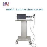 ¡Gran venta! máquina de la disfunción eréctil con ondas de choque de alta eficacia con aliviar el dolor rápido para el hogar / clínica / salón de belleza