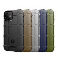 Bouclier robuste armure robuste pour iPhone 11 Pro Max XR XS Max 6 7 8 Plus SE 2020 Samsung S10 S20