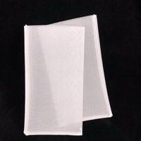 """2 .5x4.5"""" 2x4"""" 90 120 micron nylon poliestere Monofila Mesh calore Rosin Press macchina pulita Rosin Filtro Borse Bustine di tè"""