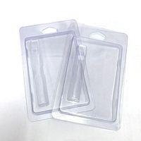 Kunststoff-Verpackungen fit für 0,5 ml 1,0 ml Vape Cartridges th205 M6T G2 510 Thick Ölzerstäubern Einzelhandel Muschel-Shell-Blister-Paket-Kasten