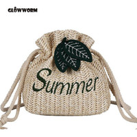 bags for women 2019 straw bag rattan summer mini small sac p...
