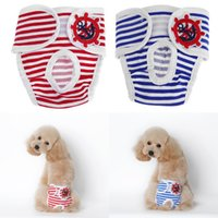 Pet Dog Shorts Puppy Cat Small Dog Physiological Pants Panty...