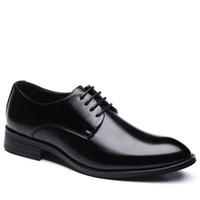 scarpe da uomo da uomo in pelle microfibra da uomo d'affari scarpe eleganti da uomo scarpe oxford