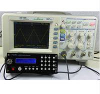 Synthétiseur numérique Générateur de signaux Générateur de fonctions dds Kit de bricolage + Panneau Sinus Carré en dents de scie Triangle Wave Generador