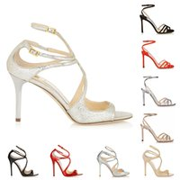 Top Quality Summer luxury brand women sandals designer Sanda...