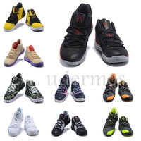 df8b40b7dff New Arrival. 2019 High quality designer fashion shoes Kyrie 5 Irving Neon  Blends chaussures men ...