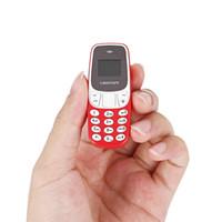 Mini telefono BM10 originale L8star BM10 GSM 1800/900 / 850 / 1900MHz Dialer Bluetooth senza fili con auricolare Auricolare senza mano VS BM70 BM50