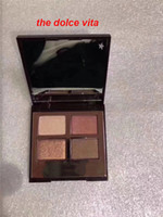 Marca 4 color Eyeshadow palette colour coded eye shadows the glamour muse uptown girl dolce vita vintage vamp