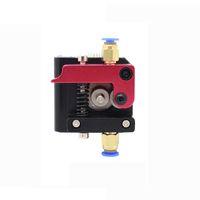 أجزاء الطابعة 3D سبائك الألومنيوم بودين الطارد MK8 Reprap المعدن الكامل ل Makerbot خيوط 1.75mm ث / موتور نيما 17 L القوس