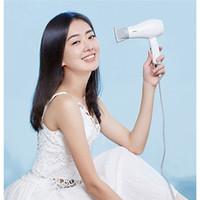 Original Xiaomi YouPin Yueli Secador de pelo portátil Profesional 1200W Herramientas de peinado 110-220V Secador de pelo Secador de pelo Hogar 300672