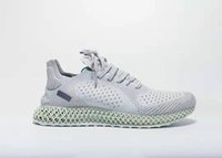 (With Box)Fast Shipping Invincible x FutureCraft 4D Casual S...