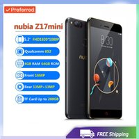 Factory Unlocked Original ZTE Nubia Z17 Mini 4GB RAM 64GB RO...