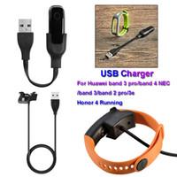 Smart Watch зарядное устройство USB кабель для зарядки док-станция для док-станции для Huawei диапазона 3/3 pro / 4 NEC / Honor 4 Running