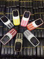 L8STAR BM10 مصغرة الهاتف منخفض الإشعاع تجميع تجميع Bluetooth يمكن توصيل بطاقة SIM 2 لإجراء مكالمة هاتفية