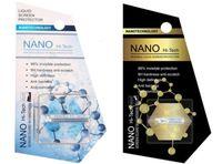 NANO Liquid Technology Protecteur D'écran En Verre Trempé Invisible Écran Liquide 9H 5D Couverture Complète Pour iPhone X Note 5 Samsung A8