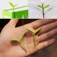 Sprout Mignon SILICONE Bookmark étudiants Amis Holder livre pour livre de papier Étiquette Creative école Bureau cadeau Papeterie Lumière