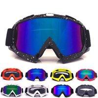 Ski Goggles Snowboard Mask Winter Snowmobile Motocross Sungl...