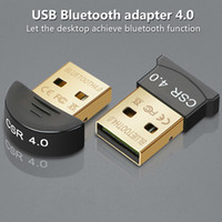 Bluetooth USB 5.0 Trasmettitore Bluetooth Ricevitore Bluetooth Audio Dongle Bluetooth Adattatore USB wireless per computer PC Laptop