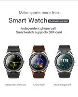 V5 smart watch sim-карта с камерой 1.54 сенсорный экран Bluetooth Smart wristband для телефонов Android iOS Мужчины Женщины smart watch